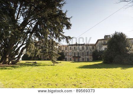 Monticello Brianza (italy)