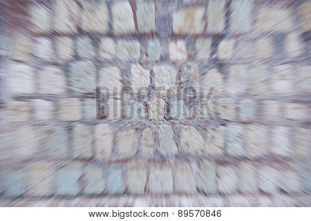 Wall blur