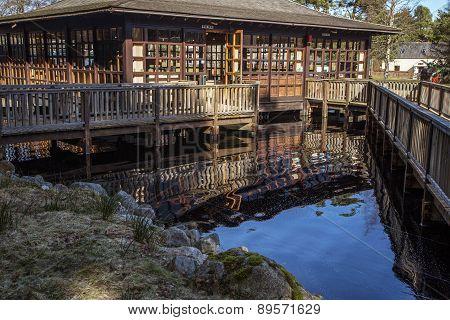 Japanese style architecture