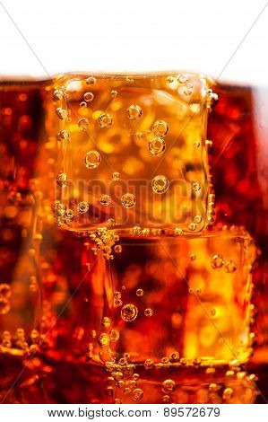 Cola And Bubbles