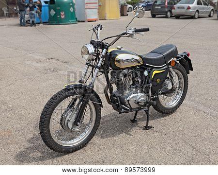 Vintage Italian Bike Ducati 450 Scrambler