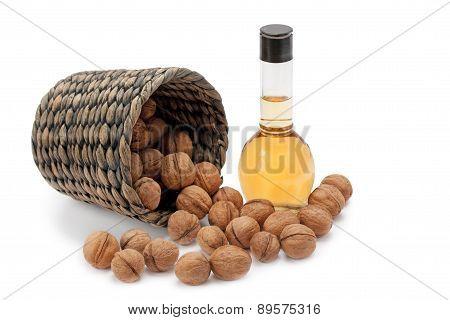 Walnuts And Oils