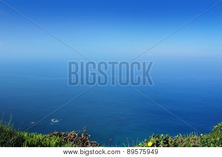 Atlantic Ocean, West Most Point Of Europe, Portugal