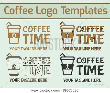 Coffee Logo Design.