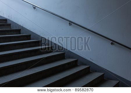 Stair Concrete Staircase