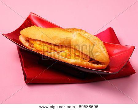 Banh Mi Vietnam Sandwich