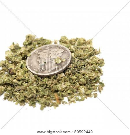 Marijuana and Money, Dime