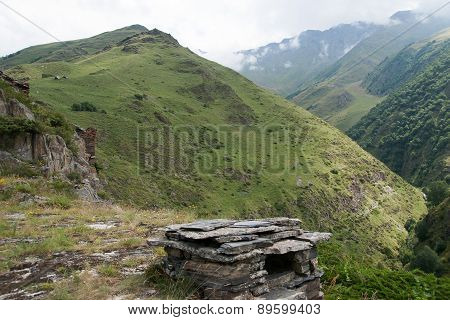 Mutso Village Ruins