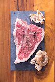 stock photo of t-bone steak  - T - JPG