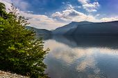 foto of mary  - landscape in the Danube Gorges - JPG