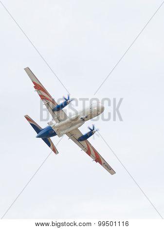 Il 114 Radar In The Sky