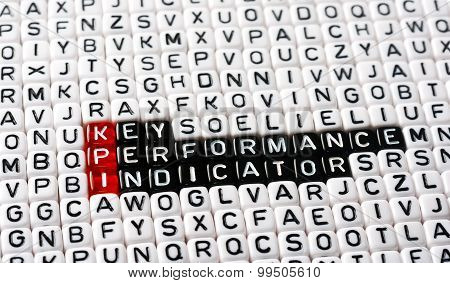 Kpi Key Performance Indicato Dices