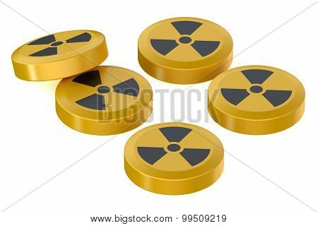 Anti-radiation Tabletss