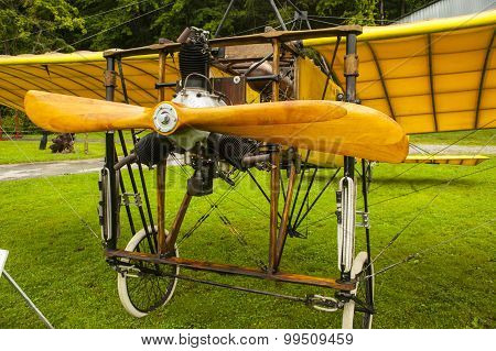 Bleriot 1911 monoplane