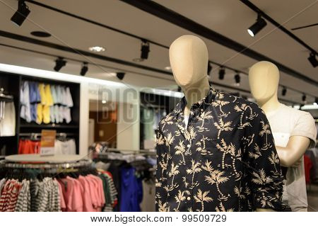 HONG KONG - JUNE 01, 2015: New Town Plaza interior. New Town Plaza is a shopping mall in the town centre of Sha Tin in Hong Kong. Developed by Sun Hung Kai Properties
