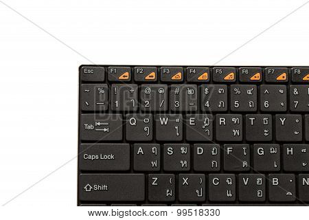 Thai - English Keyboard