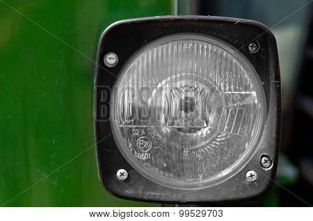 Tractor Headlight