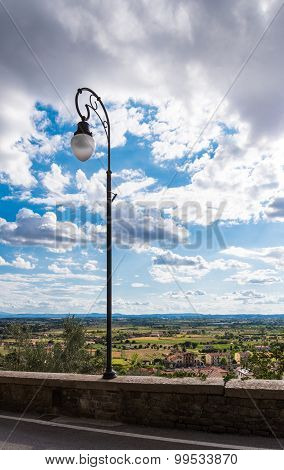The Lamp In The Val Di Chiana