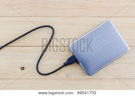 External Hard Drive For Backup.