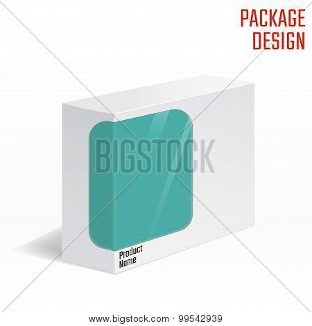 Cardboard Package Box