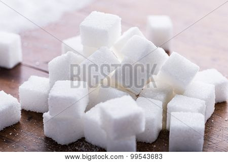 White Refined Sugar