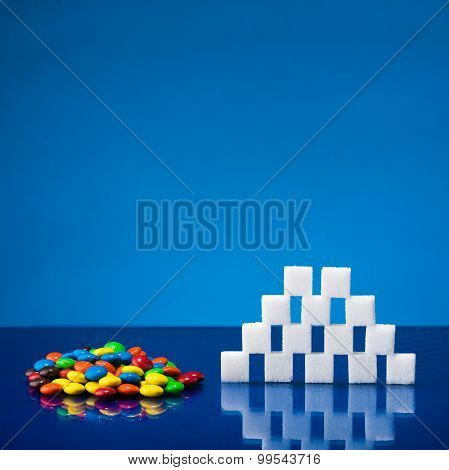 Candies And Sugar