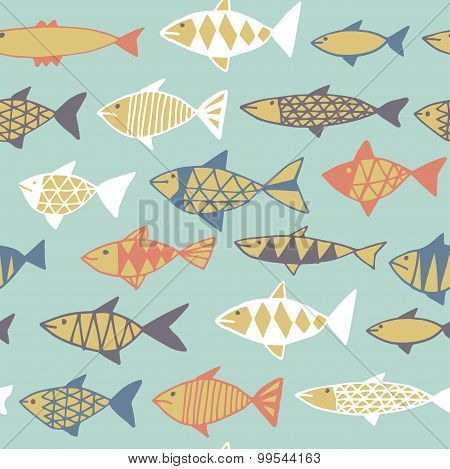 Fishes decorative