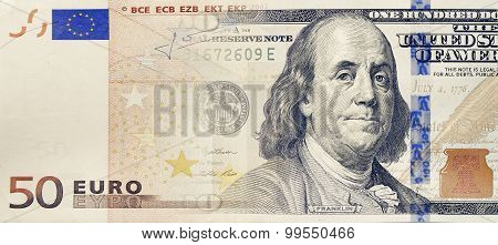 Euro dollar.