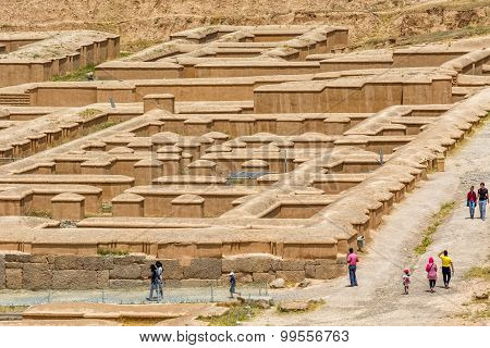 Persepolis Treasury