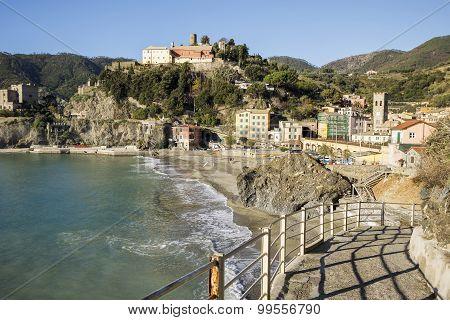 Village of Monterosso, Cinque Terre, Italy