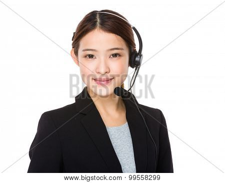 Customer services assistant