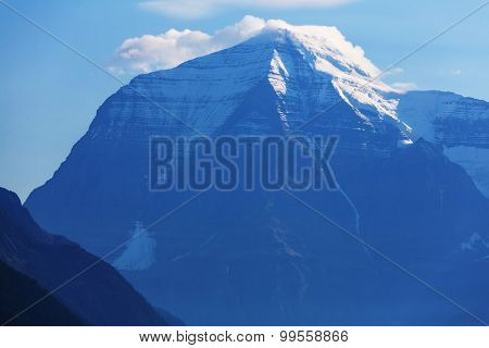 Mount Robson,  British Columbia, Canada
