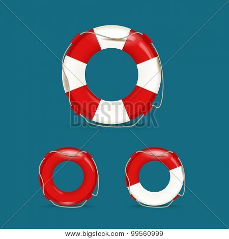 Defferent safety buoy collection