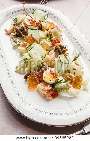 oliviera salad