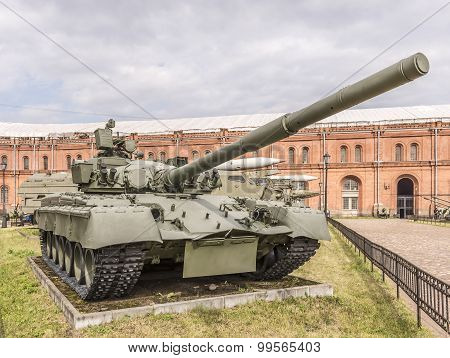 T-80 - The Main Battle Tank Produced In The Ussr
