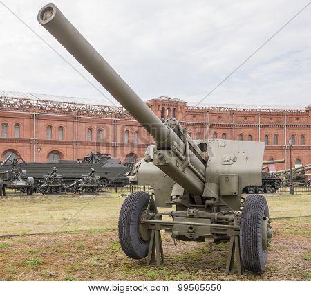 107- Mm Gun Mod. 1940. (m-60)