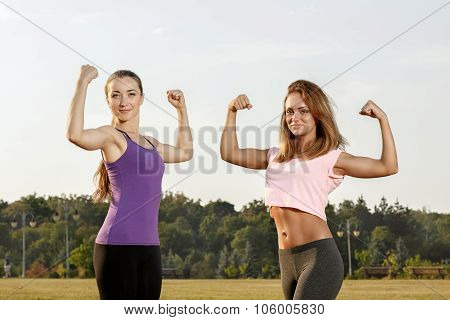 Young and strong