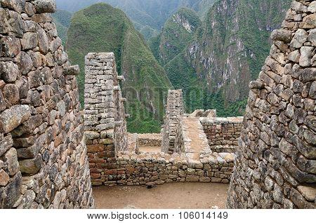 Peru, Machu Picchu Ruins