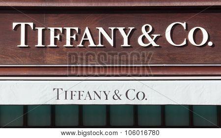 Tiffany In Amsterdam