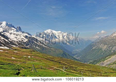 The Alps, Alpine nature