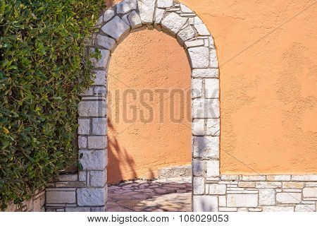 Architectural Design Of An Arch