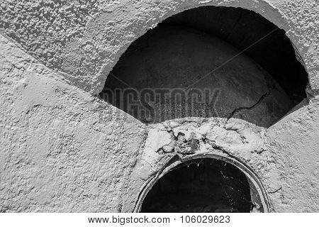 The Ancient Furnace For Pastries