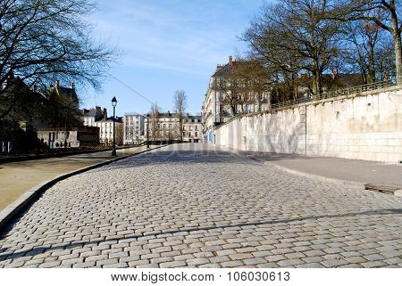 Stone Paving In Nantes