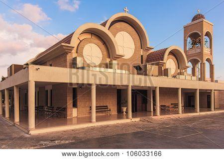 Panayia Church in Agia Napa, Cyprus