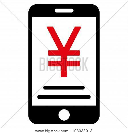 Yen Mobile Payment Icon