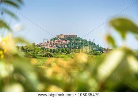 Lagopesole In Basilicata, Italy