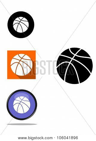 The Ball Icons