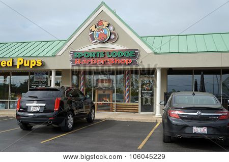 Sport Lodge Barber Shop