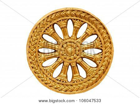 Wheel In The Temple,.