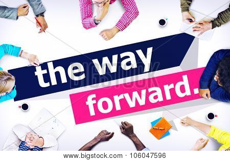 The Way Forward Development Aspiration Goal Concept